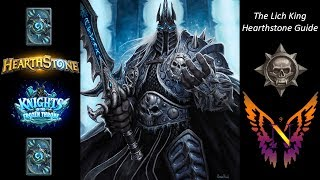 The Lich King (All 9 Classes): Hearthstone Guide