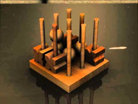 how to play 3d tic tac toe