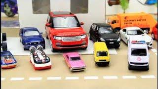 子供のための車のおもちゃ工場 HD thumbnail
