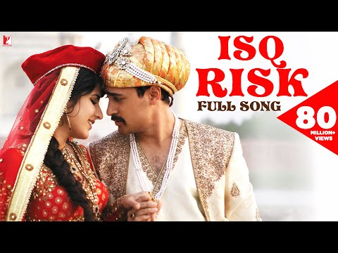 Isq Risk Full Song  Mere Brother Ki Dulhan  Imran Khan  Katrina Kaif  Rahat Fateh Ali Khan