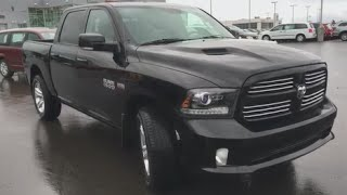 Northland Dodge | USED 2014 RAM 1500 SPORT 5.7L V8 HEMI 4 DOOR CRCAB 16C1550410