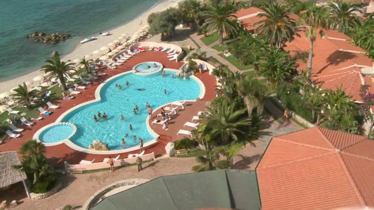 Hotel Villaggio Cala di Volpe Capo Vaticano Calabria Eng Version  YouTube