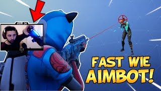 AIM Assist PERFECT USE! Better Targeting with the Controller | Fortnite Tips & Tricks | CETE54