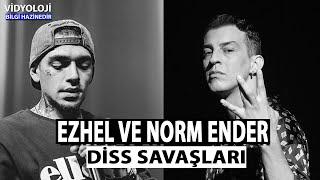 Norm Ender - Mekanın Sahibi'ne Ezhel - LOLO Göndermesi (Diss Savaşları) Resimi