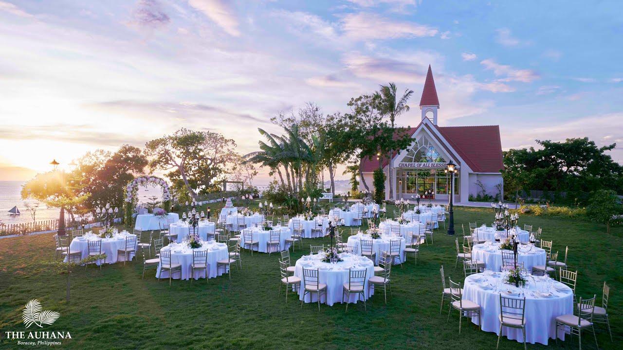 Weddings at The Auhana