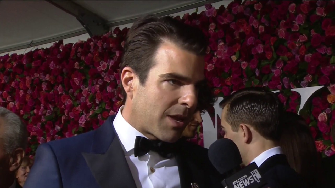 Red Carpet: Zachary Quinto (2018)