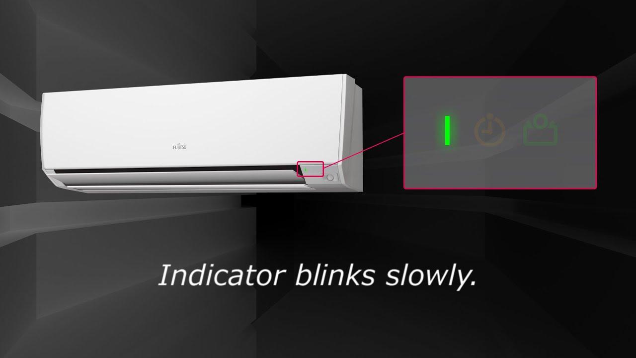 Fujitsu Mini Split Operation Light Blinking | www.lightneasy.net