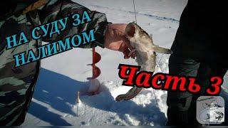Зимняя рыбалка на Суде.Охота Налима 3я ЧАСТЬ. ТЕСТИРУЕМ ПОДВОДНУЮ КАМЕРУ ДЛЯ РЫБАЛКИ!!!