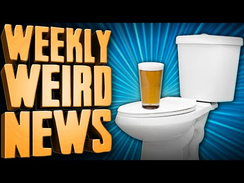 Urinary Auto-Brewery Syndrome And DIY Poop Transplants - Weekly Weird News