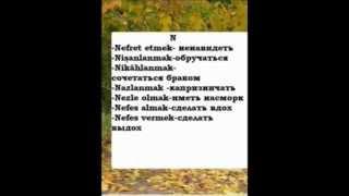 Adan Zye Rusça Fiiller