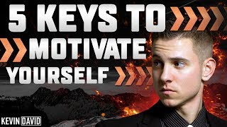 The Science of Motivation - This Simple Trick Will Keep You Motivated Everyday!