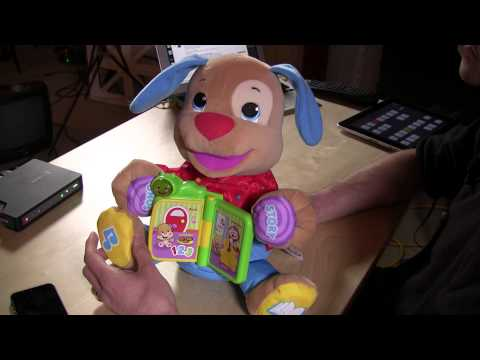 Fisher-Price Laugh and Learn Singin' Storytime Puppy Review