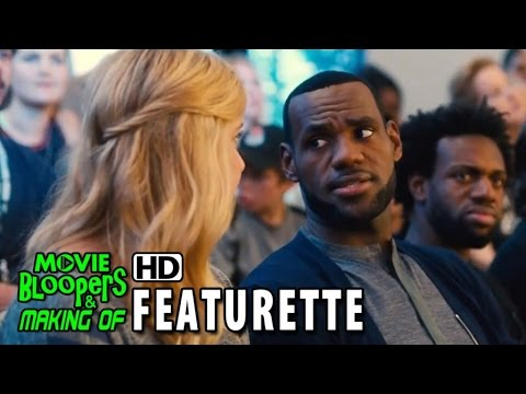 Trainwreck (2015) Featurette - Lebron James