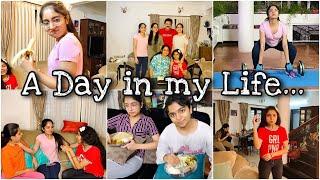 A Day In My Life | Ishaani Krishna.