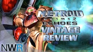 Vintage Review: Metroid Prime 2: Echoes (Video Game Video Review)