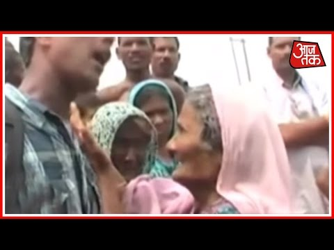 Special Report: Rescue Operation Of  An 80 Year Old Woman Along Ghagra River