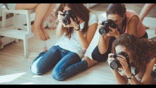 VLOG: Фотошкола ПИКЧА. Бесплатный урок. Отличное настроение.Красивые фотографии. Пригласили на курсы