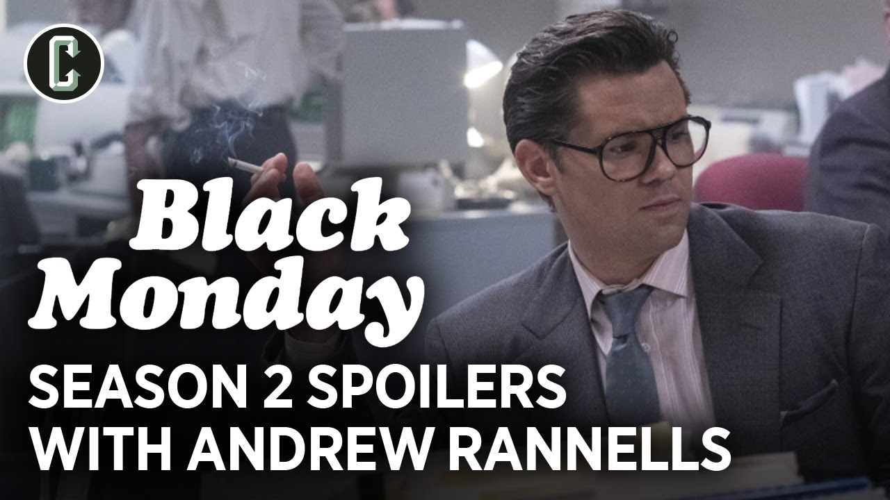 Black Monday: Andrew Rannells Explains Season 2, Episode 8's Dark Ending