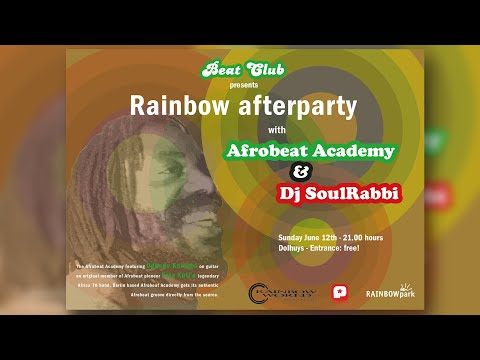 The Beatclub presents Afrobeat Academy ft Oghene Kologbo - 2004 (44 minutes)
