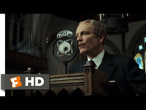 Changeling 112 Movie CLIP  Reverend Brieglebs Sermon 2008 HD