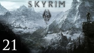 Hypno Plays Skyrim E21: Speaking With Silence Pt.2