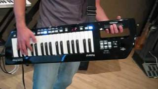 Tour of the Roland Lucina AX-09 - Sounds