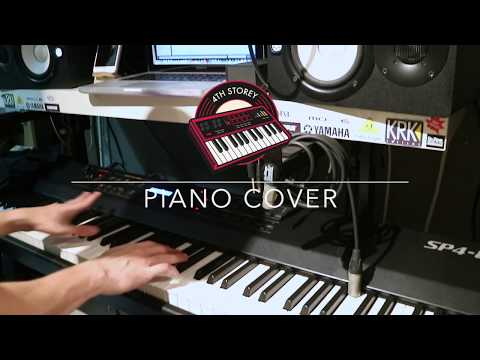 The Killers - The Man Piano Cover