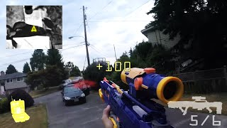 Nerf War First Person Shooter: Operation Underdog