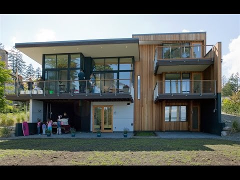 Modern Zen House Designs - YouTube