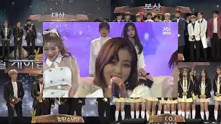 GOLDEN DISC AWARDS 2019 TWICE FULL PERFORMANCE