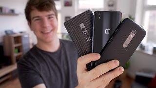 Top 3 günstige Smartphones! - felixba