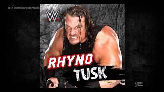 "WWE NXT: ""Tusk"" [iTunes Release] by Jim Johnston ► Rhyno Theme Song"