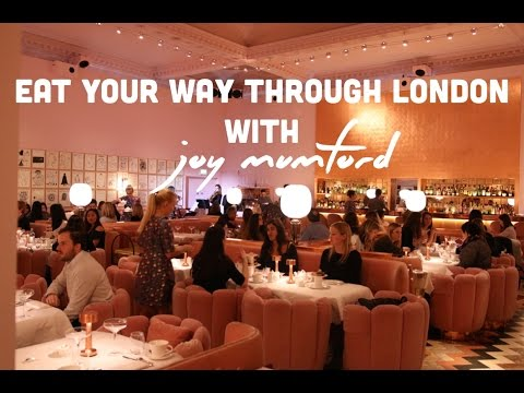 HOW TO EAT YOUR WAY THROUGH LONDON | EPISODE 2