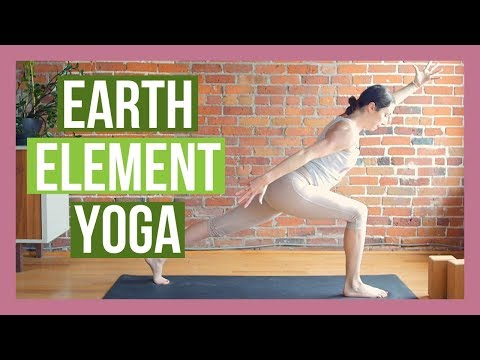 🌿-earth-element-vin-to-yin-🌿-grounding-&-stability-yoga