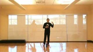 Capoeira Tutorial: Coluna/Meia Lua Reversao e S Dobrado em Pei