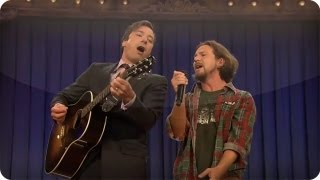 """Balls In Your Mouth"" With Jimmy Fallon & Eddie Vedder (Late Night with Jimmy Fallon)"