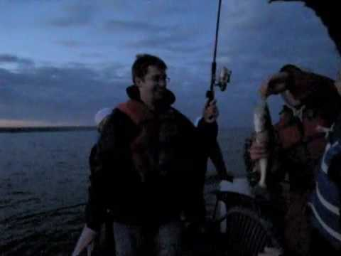 Brian Kroeker First Fish