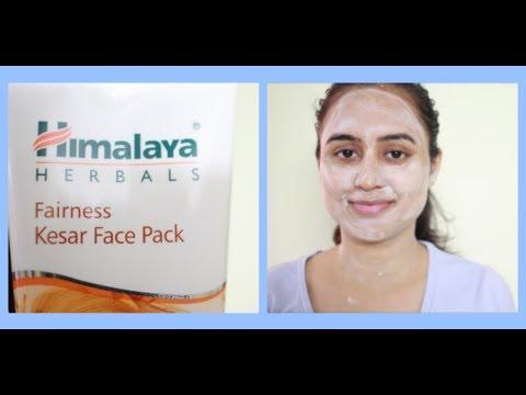 Himalaya Herbals Fairness Kesar Pack | Good or Bad?