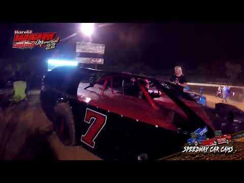 #7 Kyle Neat - Open Wheel - 8-24-19 Lake Cumberland Speedway - In-Car Camera