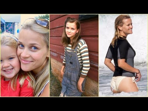 Reese Witherspoon - Rare Photos | Childhood | Family | Lifestyle