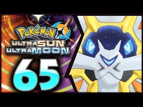 Pokemon Ultra Sun and Moon: Part 65 - Solgaleo Premier Ball Catch! [Post-Game 100% Walkthrough]