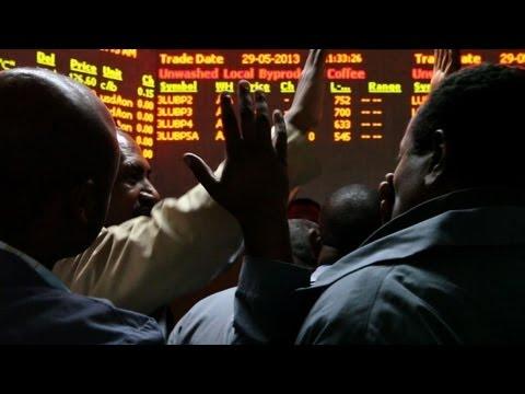 La bourse éthiopienne de marchandises espère inspirer la région