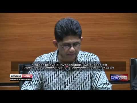 KPK Names 5 Pamekasan Officials as Suspects in Alleged Bribery