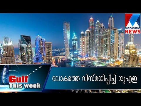 Fourty fifth anniversary of UAE  | Manorama News