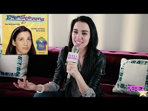 PerezTV #TBT EXCLUSIVE: Christy Carlson Romano Revisits Even Stevens, Kim Possible & More!