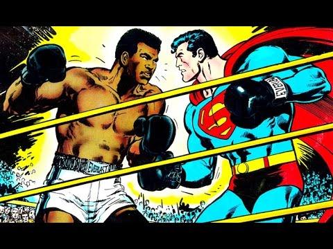 Superman vs. Muhammad Ali (Part 1 of 2)