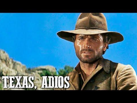 Texas, Adios   Spaghetti Western   FRANCO NERO   Cowboy   Wild West   English