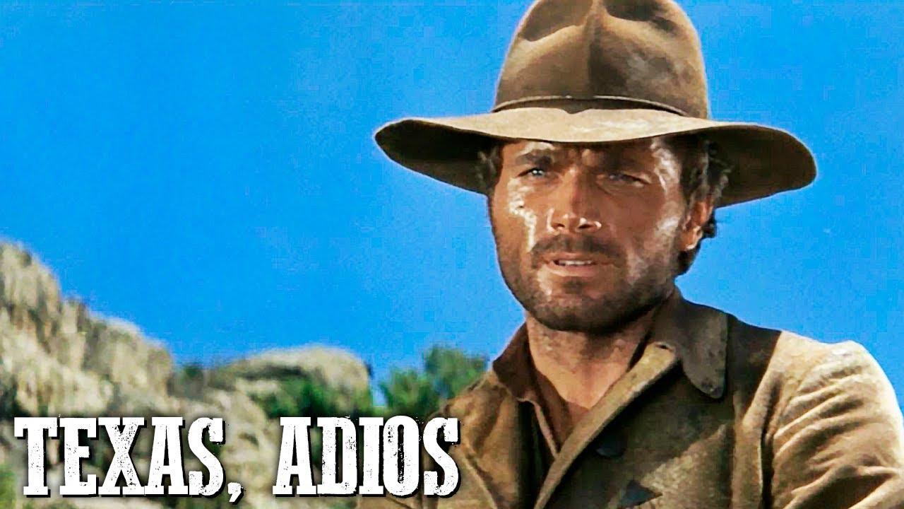 Texas, Adios | Spaghetti Western | FRANCO NERO | Cowboy | Wild West | English