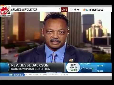 Contessa Brewer Calls Jesse Jackson Al Sharpton - Jesse Not Happy (I Am Raven Jesse Jackson)