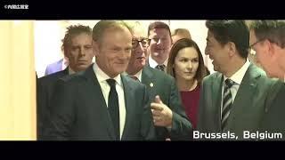 Prime Minister's Visit to Europe and North America